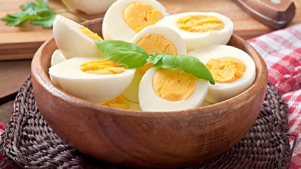 البيض يساعد على فقدان الوزن