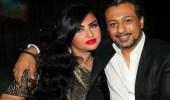 محمد الصيرفي يظهر مع زوجته السابقة لأول مرة (صورة)