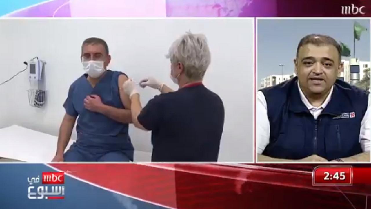 بالفيديو.. استشاري: تأخير الجرعة الثانية من لقاح كورونا لا يسبب ضرر