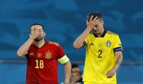 """إسبانيا تسقط في فخ التعادل أمام السويد بـ """"يورو 2020"""""""