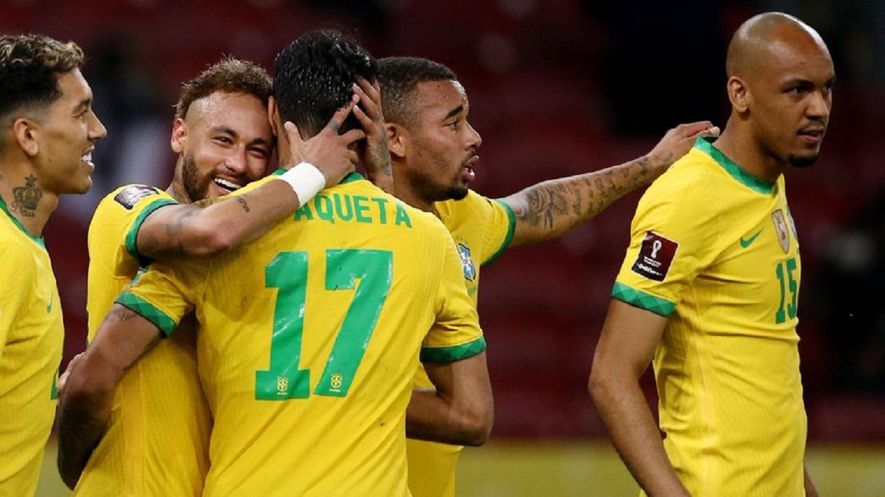 البرازيل تهزم الإكوادور بثنائية نظيفة في التصفيات المؤهلة لكأس العالم