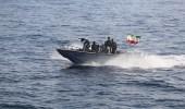 حريق هائل على متن سفينة حربية إيرانية وإجلاء جميع أفرادها