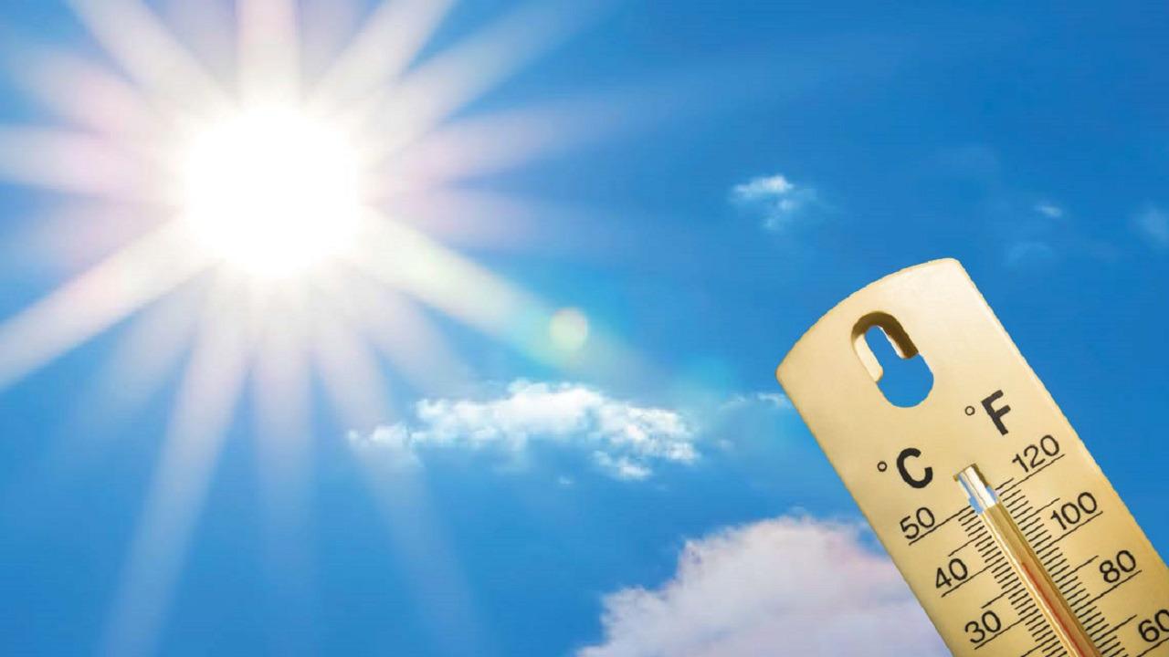 عرفات تسجل ثالث أعلى درجة حرارة على مستوى العالم