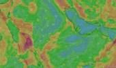 بالصور.. «المسند»: نظم الضغط الجوي السطحي تربك آلية رياح البوارح الشمالية