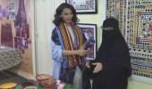بالفيديو.. قصة سيدة امتهنت الفن العسيري في أبها منذ 20 عاما