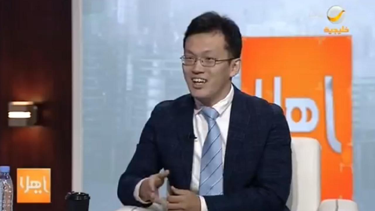 فيديو..إعلامي صيني: ولي العهد من أفضل قيادات العالم