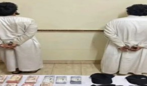 """القبض على وافدين متورطين في سرقة صناديق الأموال بجهازين للصرف الآلي بالرياض """" فيديو """""""