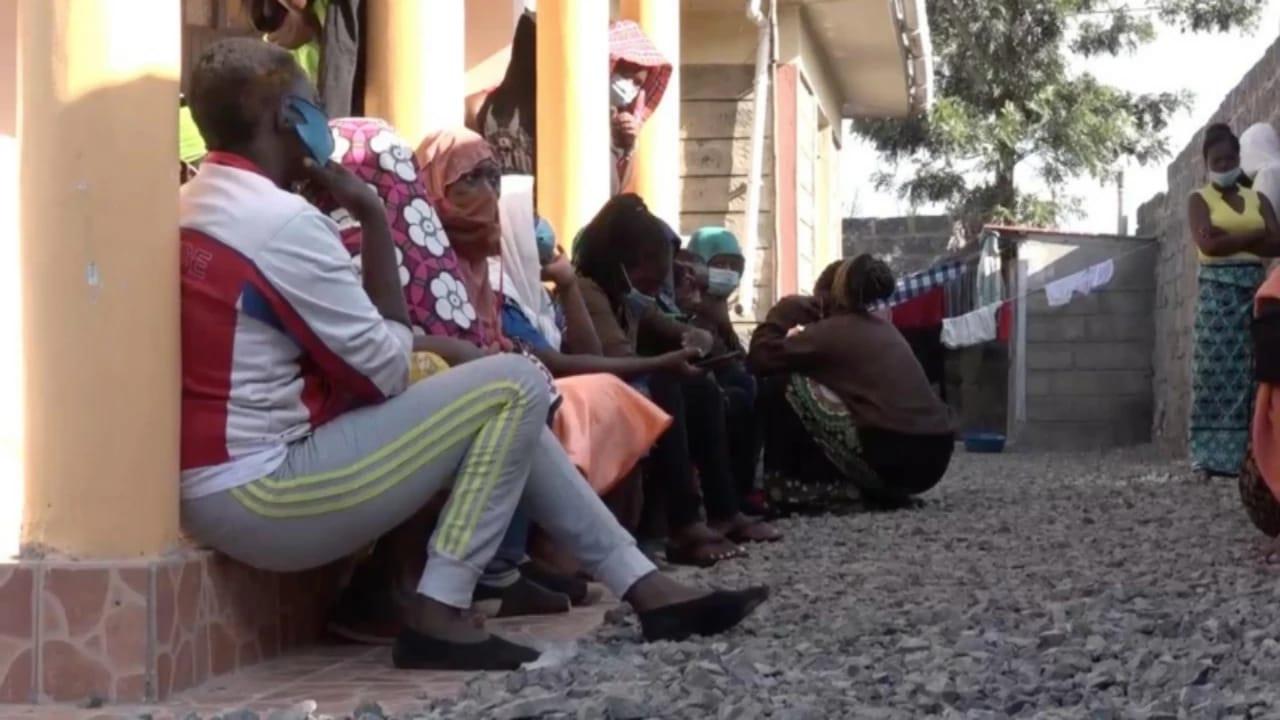 إحباط عملية تهريب 38 امرأة كينية إلى المملكة