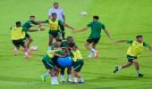 الأخضر الأولمبي يكثف استعداده للألعاب الأولمبية في معسكر الرياض