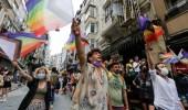مسيرة للمثليين في تركيا