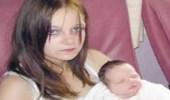 طفلة بريطانية تضع مولودها الأول وهى في سن 11 عامًا