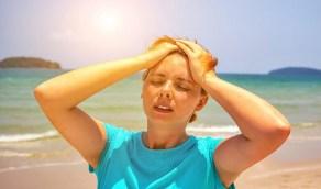 """""""صحة الرياض"""" تحذر من التعرض لضربة الشمس وتوضح أعراضها"""