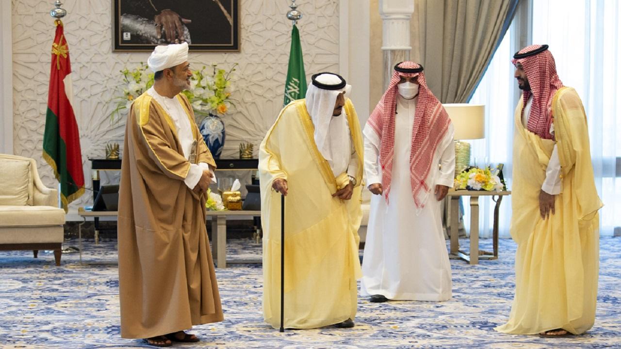 صدور بيان مشترك بين المملكة وسلطنة عُمان