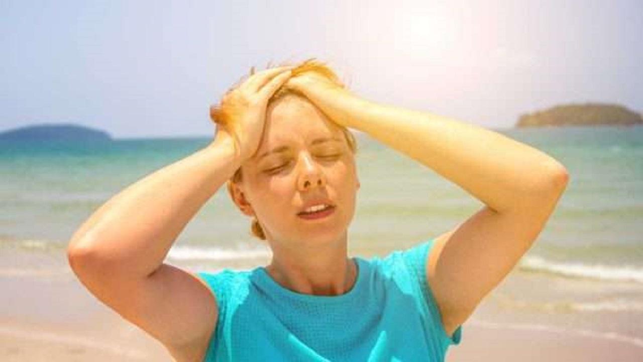 4 خطوات لتبريد الجسم في حالات الإصابة بضربات الشمس والإجهاد الحراري