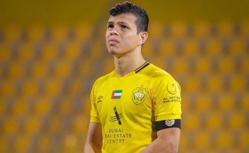 """الوصل الإماراتي ينفي انتقال لاعبه """"دي ليما"""" إلى الاتحاد"""
