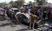 """""""داعش"""" يتبنى تفجير بغداد الانتحاري"""