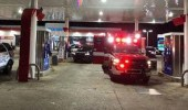 مسلح يسرق سيارة إسعاف بداخلها مريض ورجل إطفاء