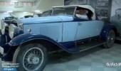 بالفيديو.. مواطن يقتني سيارات نادرة في العالم
