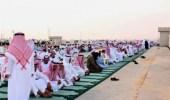 اعتماد 137 مصلى وجامعا ومسجدا لصلاة عيد الأضحى في ينبع