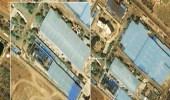 صور جوية تكشف أضرار بالغة في مركز نووي بطهران