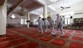 إعادة افتتاح 6 مساجد بعد إخلائها وتعقيمها في 4 مناطق