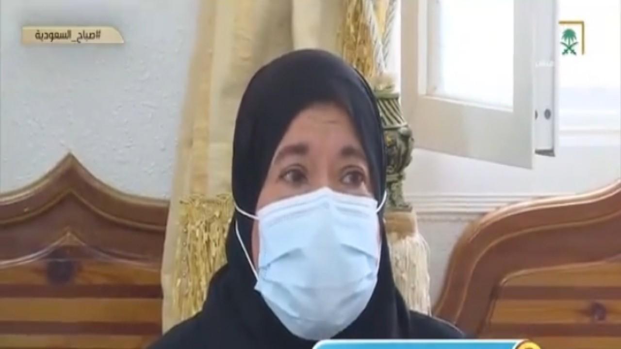 بالفيديو.. قصة وفاء طبيبة مصرية عملت في المركز الصحي بعسير لأكثر من 31 عامًا