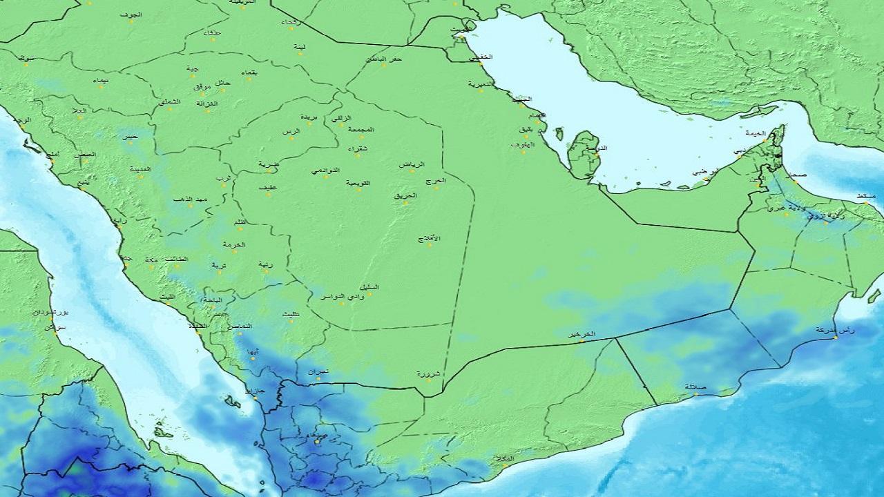 الحصيني: أمطار متفاوتة خلال الـ 24 ساعة القادمة على عدة مناطق