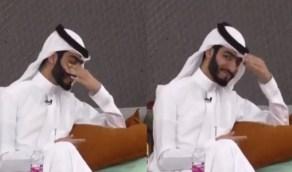 فيديو..ردة فعل منشد بحريني طلبته متصلة للزواج من ابنتها على الهواء