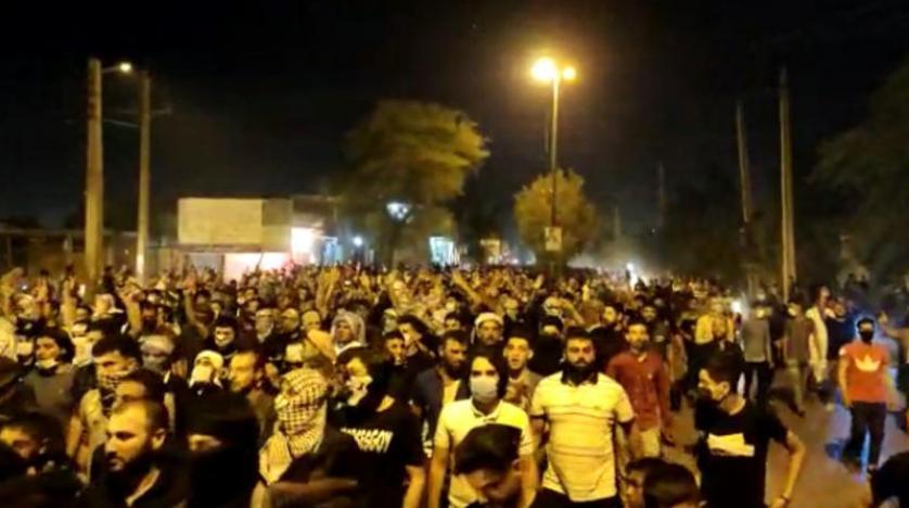 العفو الدولية: الأمن الإيراني استخدم أسلحة آلية وبنادق في فض احتجاجات الأحواز