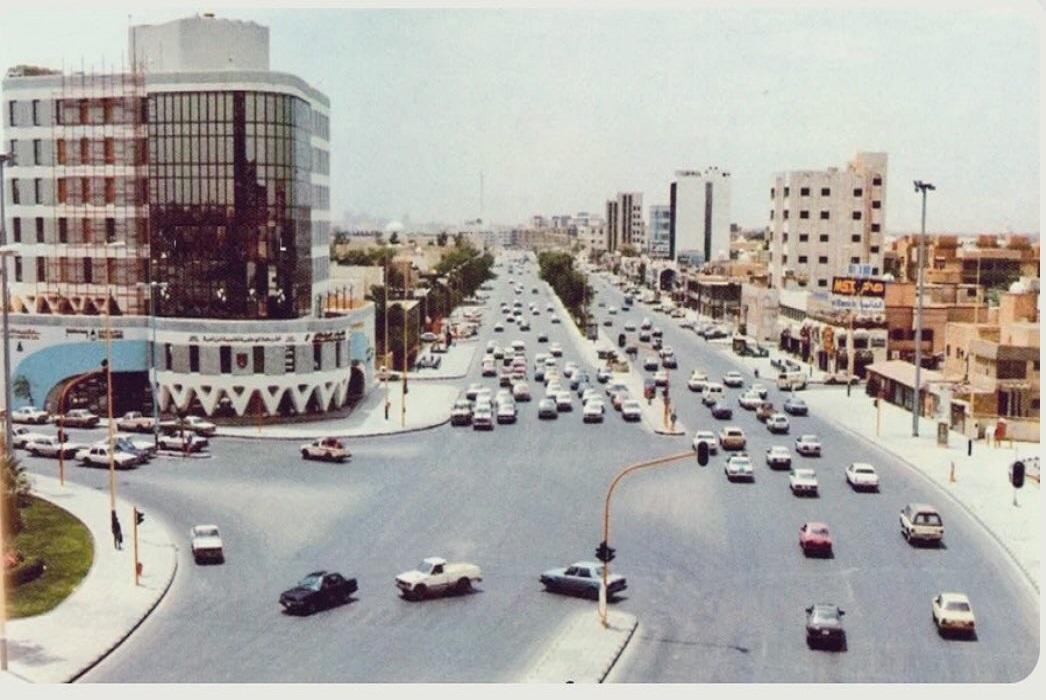 شارع الستين بالثمانينات الميلادية