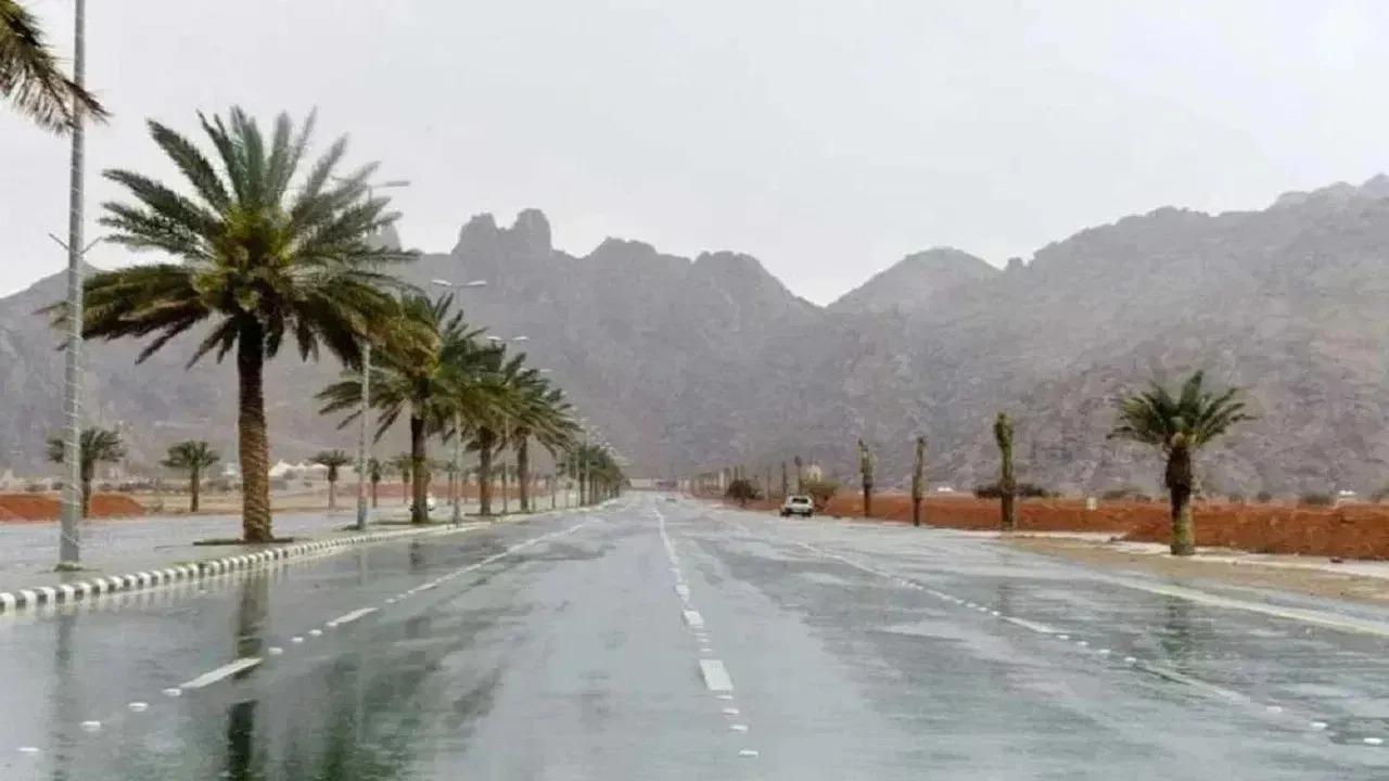 """""""الحصيني"""" يتوقع أمطارًا على عدة مناطق"""