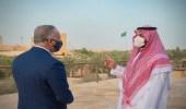 فيديو.. رئيس وزراء العراق: الأمير محمد بن سلمان أخ وصديق