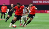 منتخب مصر الأولمبي يتعادل سلبياً مع إسبانيا في أولمبياد طوكيو