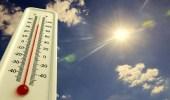 """""""المسند"""" يوضح طريقة قياس درجة الحرارة الخارجية في الظل"""