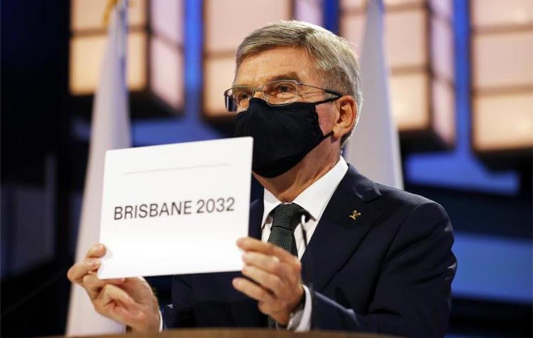 """اختيار""""بريزبن"""" الأسترالية حق استضافة دورة الألعاب الأولمبية"""
