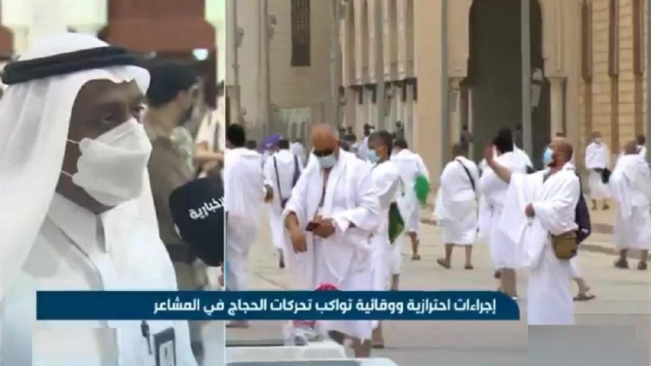 نائب وزير الحج يعلن تحضير 1700 حافلة عند مخيمات الحجاج (فيديو)