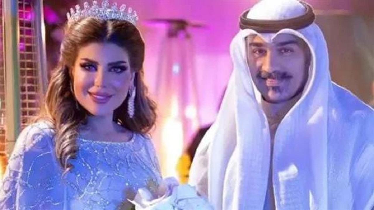 إلهام الفضالة تعلن زواجها من شهاب جوهر