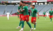 المكسيك ترافق اليابان لدور النصف نهائي الألعاب الاولمبية