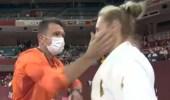 تحذير رسمي لمدرب صفع لاعبته في أولمبياد طوكيو