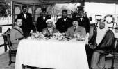 """قصة اتفاق جمع بين الملك سعود وملك الأردن في قمة """" أنشاص """""""