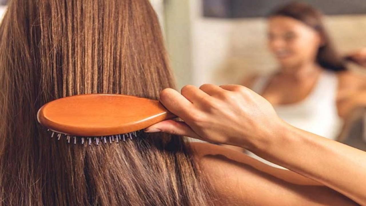 طرق منزلية تساعد في تقوية الشعر وزيادة نموه