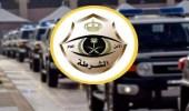 شرطة منطقة الرياض تلقي القبض على قائد مركبة قام بإتلاف أحد أجهزة الرصد الآلي