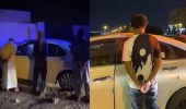 فيديو.. ضبط أشخاص بحوزتهم مواد مخدرة وخمر ومبالغ مالية في جدة