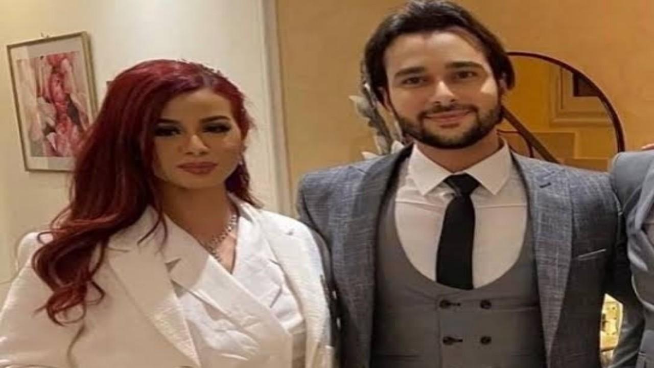 زوج منة عرفة: تزوجت مرتين من قبل ولدي 3 بنات
