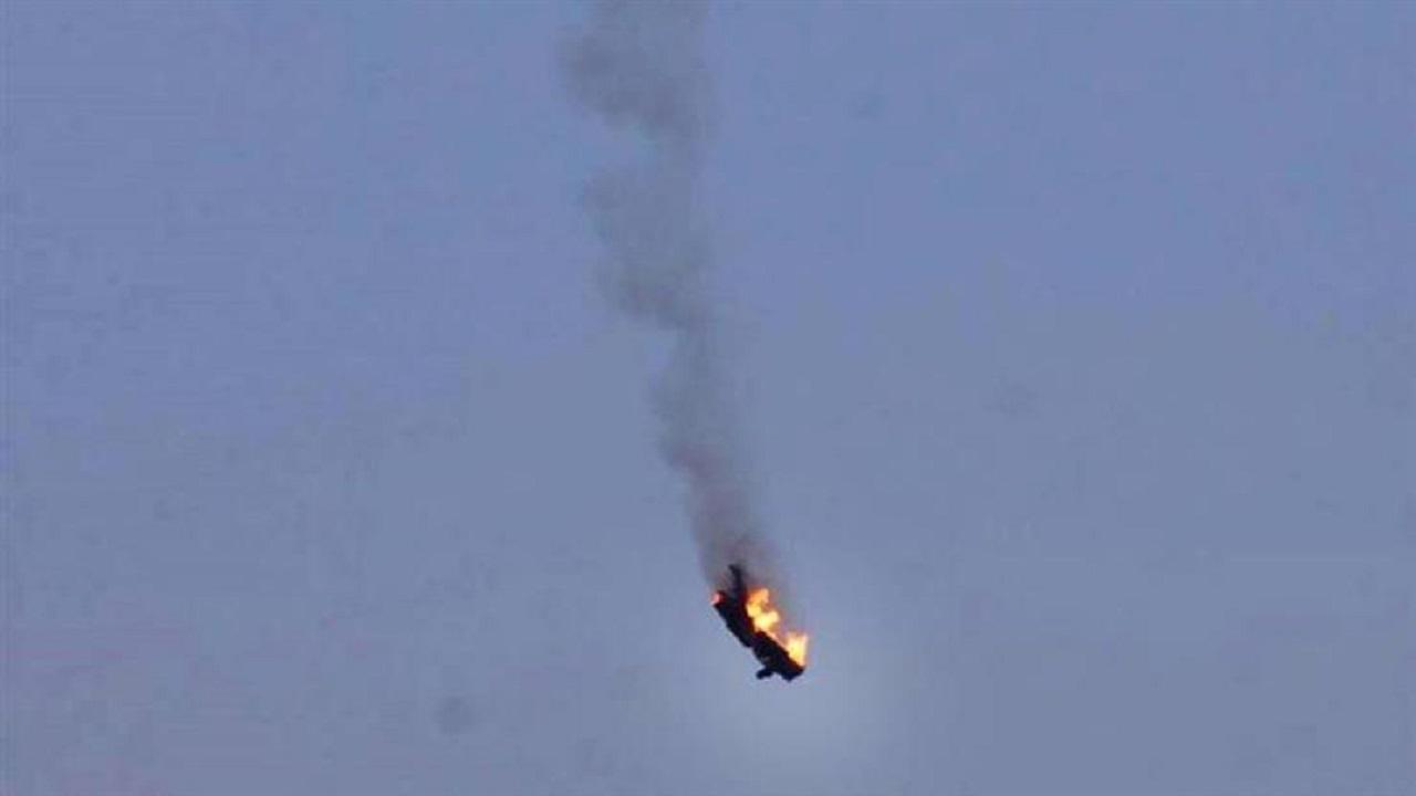 تدمير طائرة مسيرة أطلقتها ميليشيا الحوثي تجاه المنطقة الجنوبية