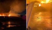 """الدفاع المدني ينعي """"الحريجي"""" الذي استشهد في حريق الدمام"""
