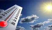 """"""" الأرصاد """" : القيصومة والأحساء أعلى مدن المملكة حرارة اليوم"""