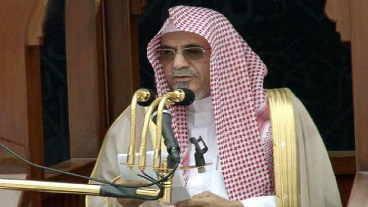 الشيخ صالح بن حميد: قيادة المملكة رفضت إغلاق الحرمين الشريفين خلال جائحة كورونا