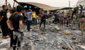 وفاة 7 أشخاص من عائلة واحدة بحريق مستشفى الناصرية بالعراق