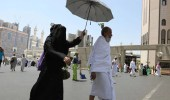 حالة الطقس في مكة والمشاعر المقدسة